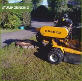 Stump Grinding Image